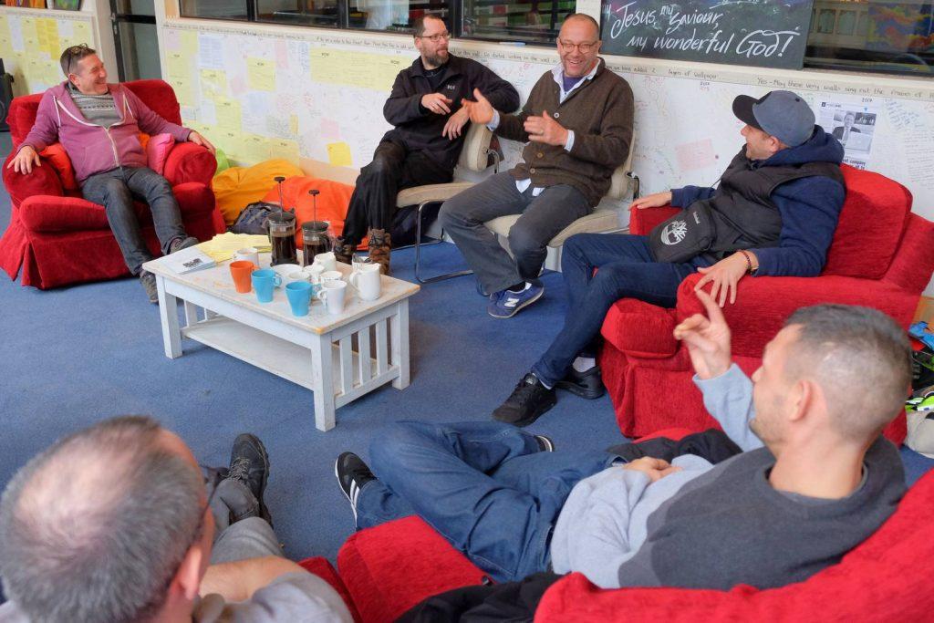 Mentoring ex prisoners